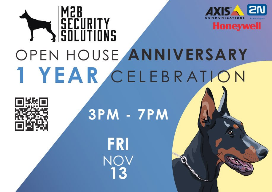 anniversary img | Join us for our Open House 1 Year Anniversary!