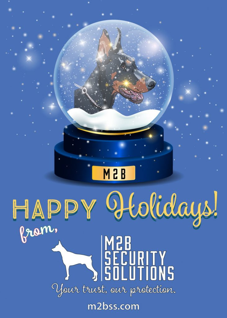 security experts img | Happy Holidays from M2B!